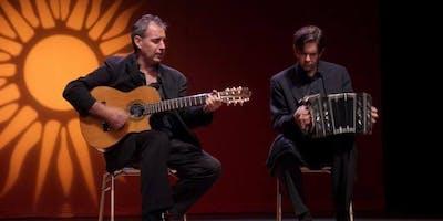Live tango music: Milonga la Bruja with Seth Asarnow and Marcelo Puig