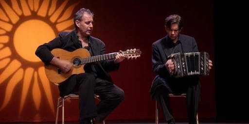 Live tango music: Milonga la Bruja with Seth Asarnow and Marcelo Puig