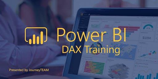 Power BI DAX Training - Microsoft Building | Lehi, Utah