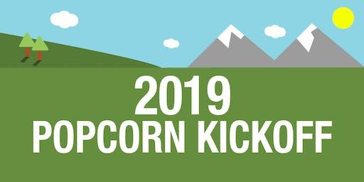 GLAAC Popcorn Kickoff