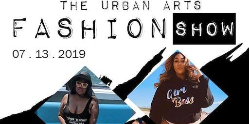 The Urban Arts Fashion Show