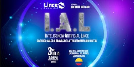 Inteligencia Artificial Lince entradas