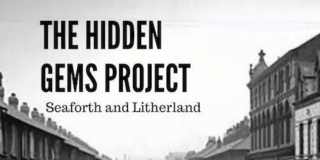Hidden Gems photography project  tickets