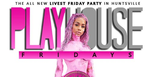 """FREE TICKETS to GRAND OPENING OF  """"PLAYHOUSE FRIDAYS"""" THIS FRIDAY @ ALLURE (JUNE.21ST)"""