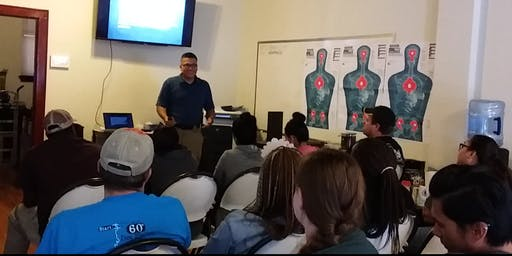 Illinois Concealed Carry Training Class in Chicago