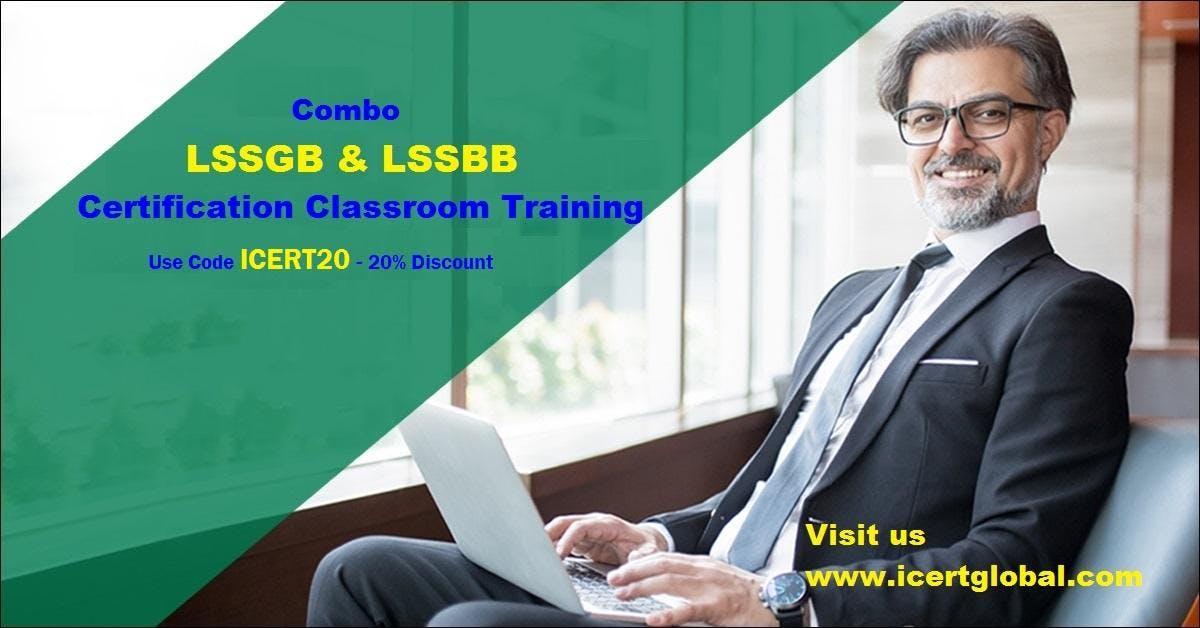 Combo Lean Six Sigma Green Belt & Black Belt Certification Training in Glendale, AZ