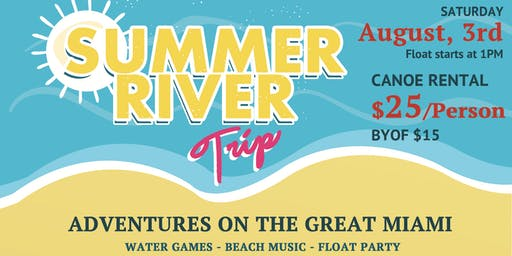 3rd Annual GCSS River Trip