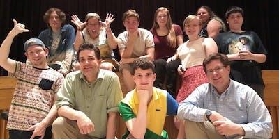 Comedy Improv Classes - Summer 2019 Session