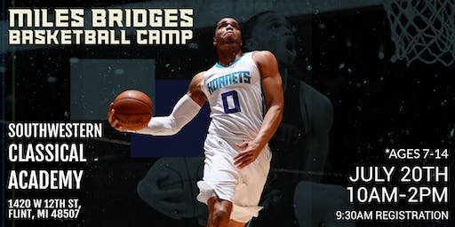 Miles Bridges Basketball Camp