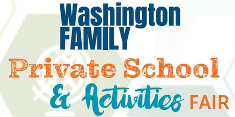 Washington Family Education and Activities Fair tickets