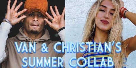 Van & Christian's Summer Collab tickets