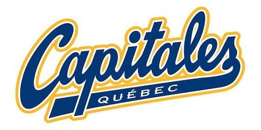 Soirée Réseautage Capitales de Québec ouvert à tous