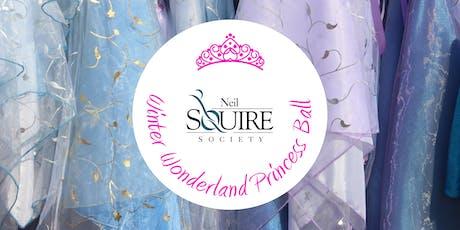 Winter Wonderland Princess Ball  tickets