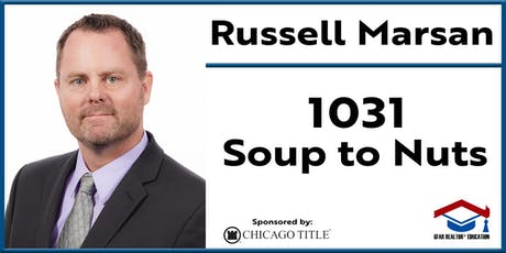 Education Course - 1031 Soup to Nuts tickets