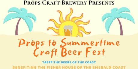 Props to Summertime Craft Beer Fest tickets