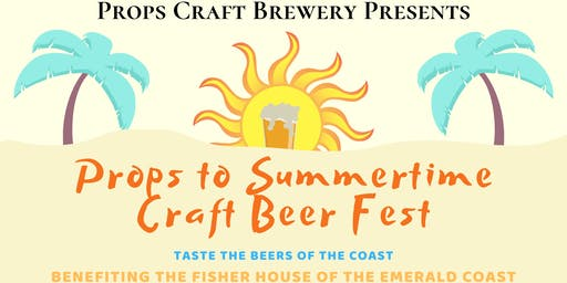 Props to Summertime Craft Beer Fest