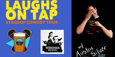 LOT Tour: Standup at Wingman Brewing tickets