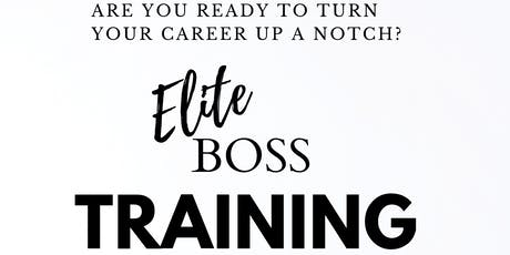 Elite Boss Training tickets