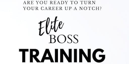 Elite Boss Training