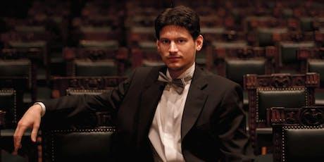 Piano Recital by Konstantinos Destounis tickets