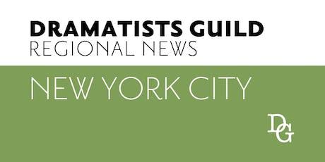 NEW YORK CITY: Winter Miller, Chisa Hutchinson, and David Henry Hwang tickets