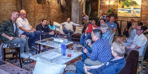 The Meeting Of Men - July 2019