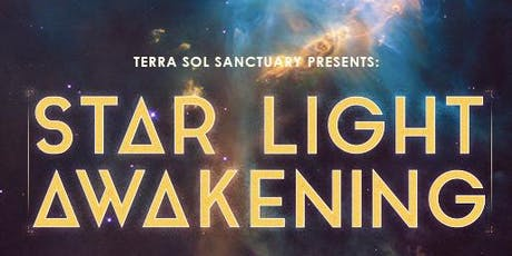 STAR LIGHT AWAKENING: Foundational Attunement for Starseed Activation tickets