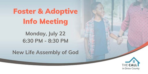 July Info Meeting