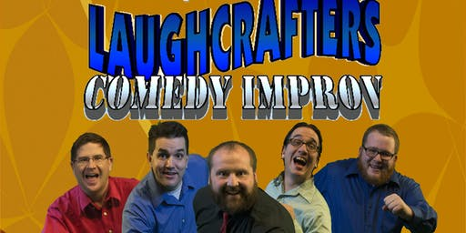 LaughCrafters: Summer Celebration Show 2019