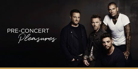 Pre-Concert Pleasures at Blythswood Square - Boyzone tickets