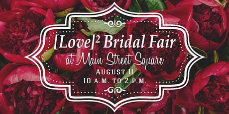 2019 [Love]² Bridal Fair tickets