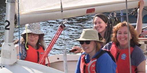 Try Sailing at Horning Sailing Club