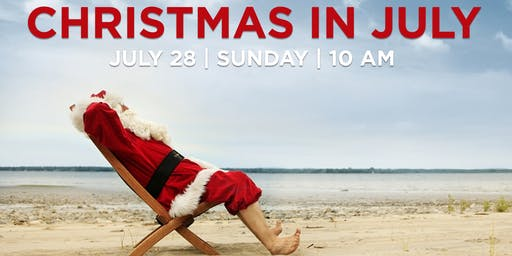 Christmas in July Sunday Service - C3 Church Boston