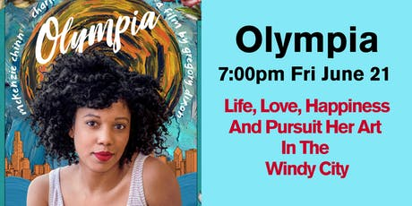 """OLYMPIA"" Bridgeport PREMIERE! 7pm Housatonic Community College Performing Arts Center tickets"