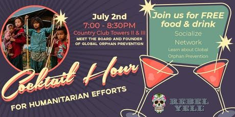 Cocktail Hour w/ Global Orphan Prevention tickets