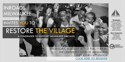 INROADS Milwaukee: Restore the Village