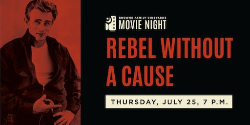 Movie Night! Rebel Without a Cause