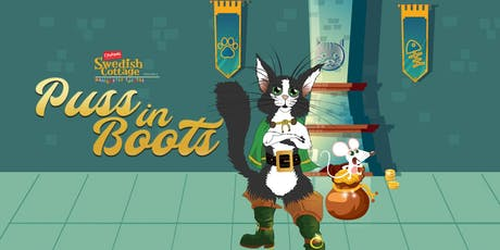 Puss in Boots tickets