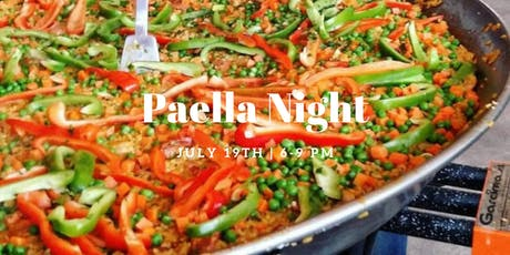 Paella Night tickets
