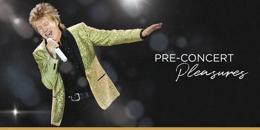 Pre-Concert Pleasures at Blythswood Square - Rod Stewart - 30th November