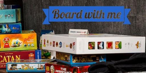 Board with me! Plovdiv/Пловдив