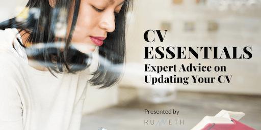 CV Essentials: Expert Advice on Updating Your CV