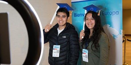 Cafecito con Europa: ¿Cómo #EstudiarEnEuropa con las becas #ErasmusPlus? entradas