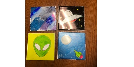 Space Coaster Craft (Grades K & Up) 7/11 @ 1:30 PM tickets
