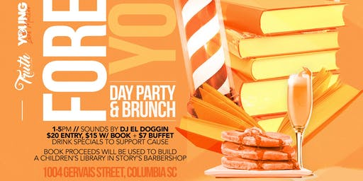 Forever Young Day Party Brunch