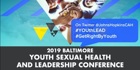 2019 Baltimore Youth Sexual Health & Leadership Conference tickets