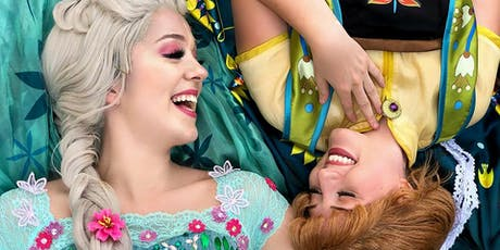 Tea Party with Anna & Elsa @ The Kentucky Castle tickets