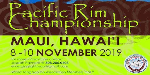2019 Pacific Rim Championship