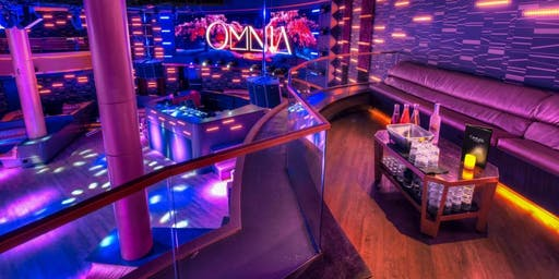 Omnia FREE guest List Thursdays
