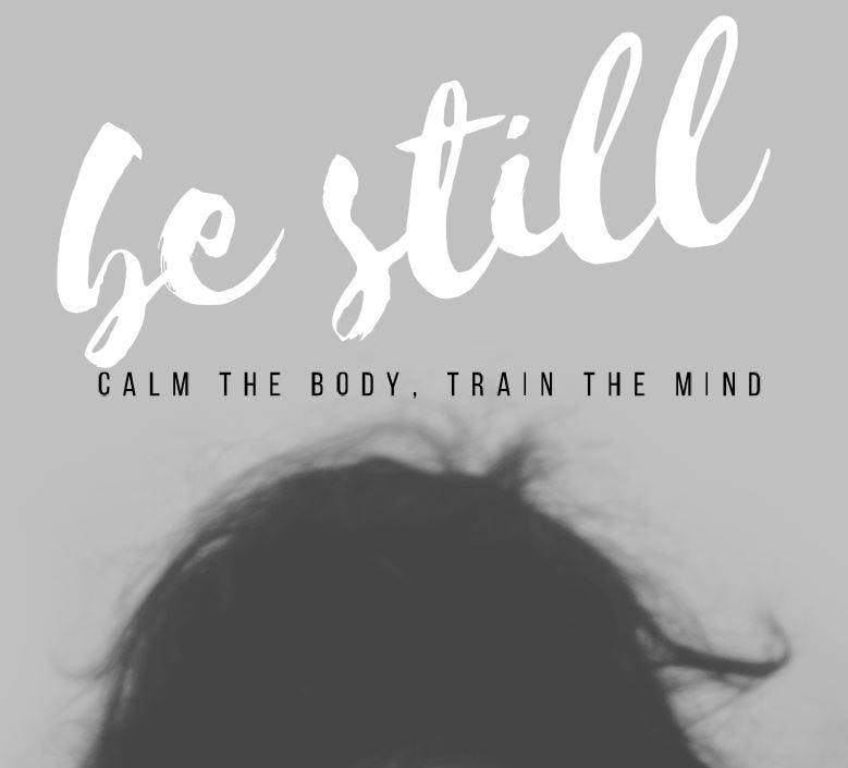 Yin + Mindfulness + Meditation